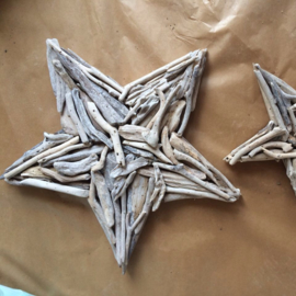 Driftwood Star XL