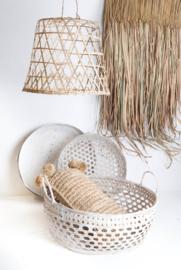 Mand pasar- leuk voor als lamp op je terras
