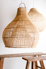 Bamboe & Rotan hanglampen
