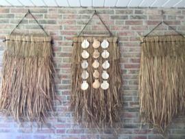 Decoratie Mat alang alang