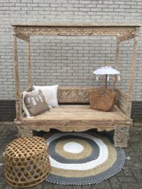 Tuin & Terras_Bali Loungebank