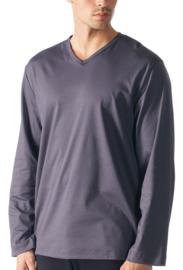 Mey - T-shirt Lange mouw - Grijs