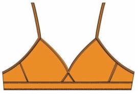 Woody - BHtje - Oranje