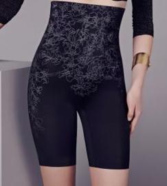 Wacoal: Flower Power - Panty - Zwart
