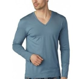 Mey - T-shirt  - Blauw
