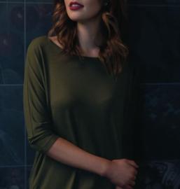 Essenza: Donna - Shirt - Kaki