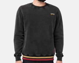 Pullin: Crew Neck - Sweater - Zwart