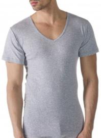 Mey: Casual Cotton - Shirt - Grijs