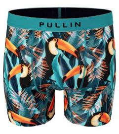 Pullin: Orangetouc - Boxer - Blauw