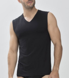 Mey: Dry Cotton - City-Shirt - Zwart