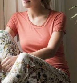 Essenza: Luyanna - Shirt - Oranje