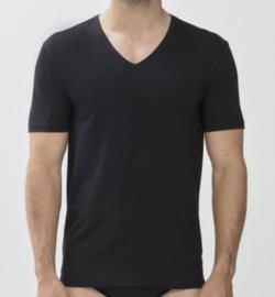 Mey: Dry Cotton - Shirt - Zwart