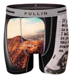 Pullin: Hollywall - Boxer - Caramel/Multi