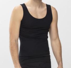 Mey: Casual Cotton - Athletic-Shirt - Zwart
