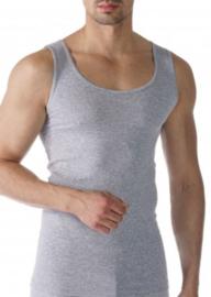 Mey: Casual Cotton - Athletic-Shirt - Grijs