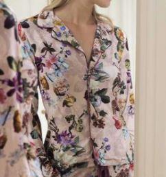 Essenza: Fenna Fleur - Shirt - Roze