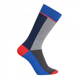 CR7 - Sokken - Grijs/blauw