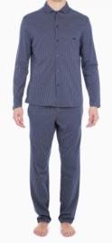 HOM: Lys - Pyjama Lang - Donker Blauw