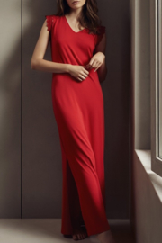 Lords & Lilies - Kleed - Rood