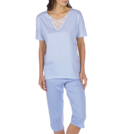 Mey - Pyjama Dames - Blauw