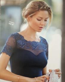Janira: Greta - Shirt - Blauw