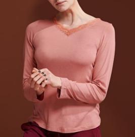 Essenza: Waona - Shirt - Roze