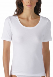 Mey: Organic - T-shirt - Wit