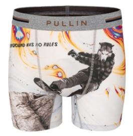 Pullin: Wolfride - Boxer - Oker/Multi