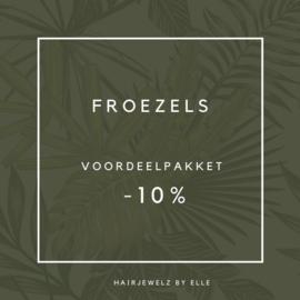 """Voordeel pakket: """"Froezels"""""""