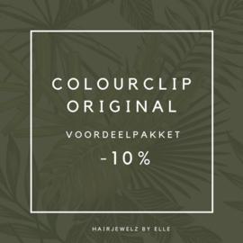 """Voordeel pakket: """"Colourclip Original"""""""
