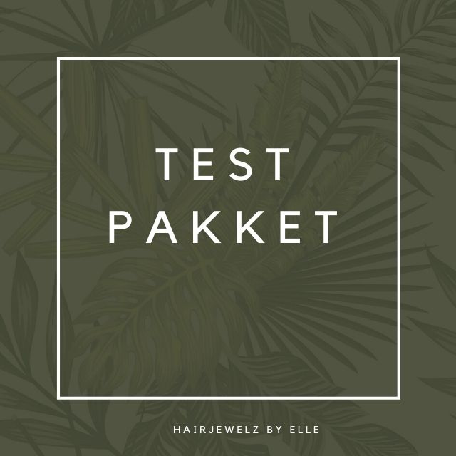TEST PAKKET