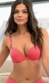 Viania 3D Push-up BH - Carola - Coral