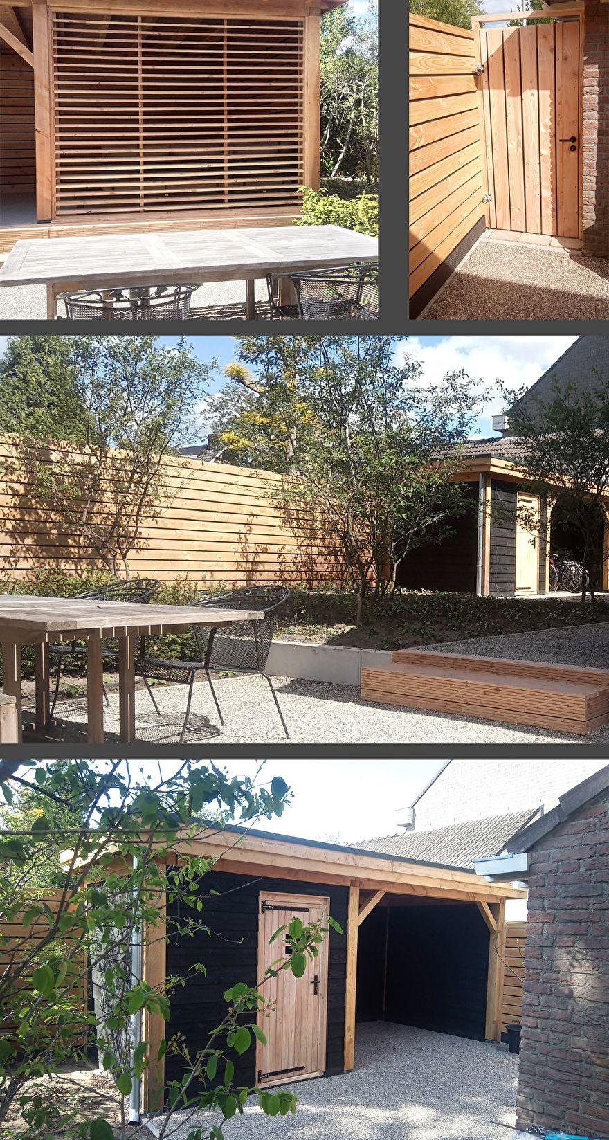 Aandacht Huis & Tuin Montageservice - Douglas tuinhuis