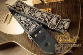 Bluebird Standard Series - Black & Silver Paisley