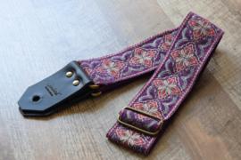 Bluebird Vintage & Rare Series - Vintage Old Floral Purple