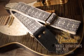 Bluebird Modern Series - Black & White Fish-bone
