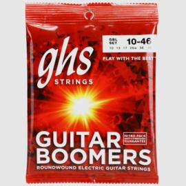 GHS Guitar Boomers - Electric Guitar String Set, Light, .010-.046