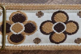 Bluebird Modern Series - Caramel Brown Floral