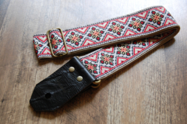 Bluebird Standard Series - Folkloric Ukrainian Red, Black & Gold