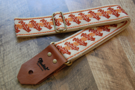 Bluebird Vintage & Rare Series - Vintage Beige & Shaded Orange