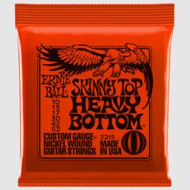Ernie Ball 2215 Skinny Top Heavy bottom 10/52
