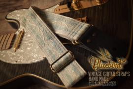 Bluebird Vintage & Rare Series - Antique BLue Floral