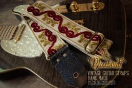 Bluebird Vintage Series - Beige & Red
