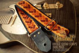 Bluebird Vintage & Rare Series - Vintage 60's Orange & Brown