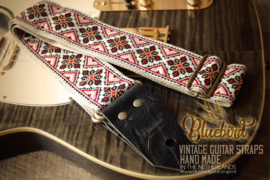 Bluebird Standard Series - Folkloric Ukrainian Red, Black & Gold