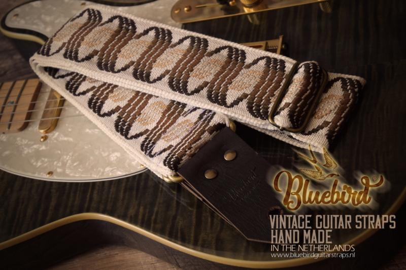 Bluebird Vintage & Rare Series - Vintage Brown Spiral