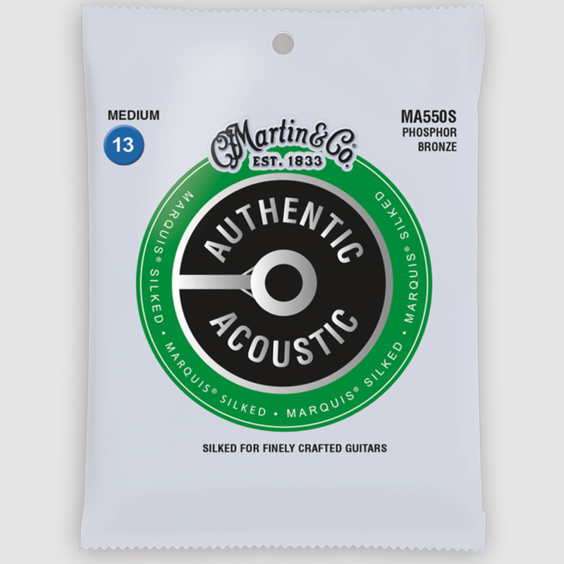 Martin Authentic Acoustic Silked MA550S