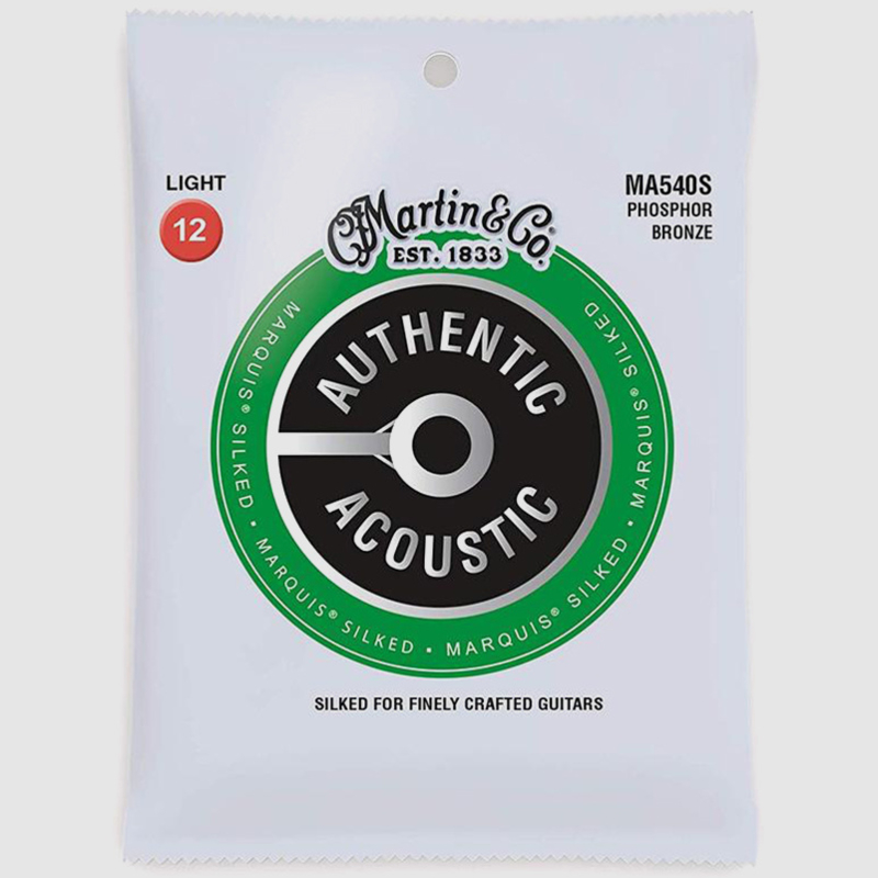 Martin Authentic Acoustic Silked MA540S
