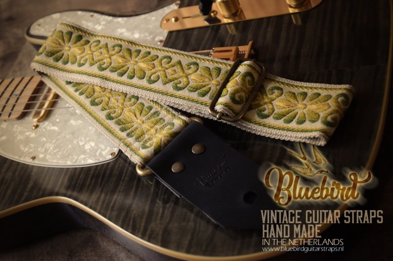 Bluebird Vintage & Rare Series - Antique Aged Green