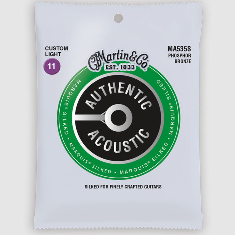 Martin Authentic Acoustic Silked MA535S